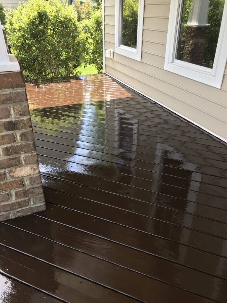 Deck Refinishing Company