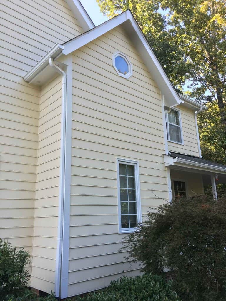 Raleigh Exterior Painting Contractor