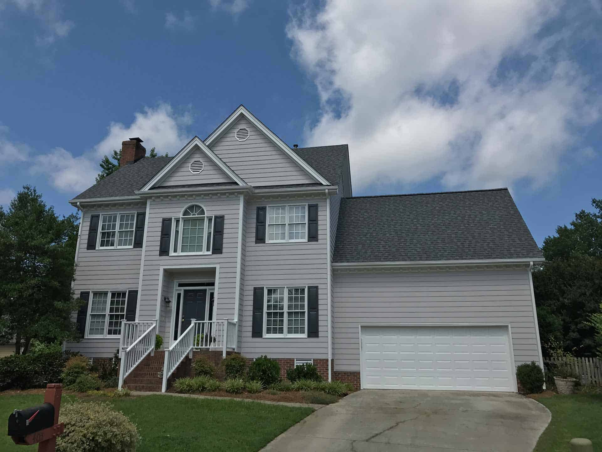 Raleigh Home painting company