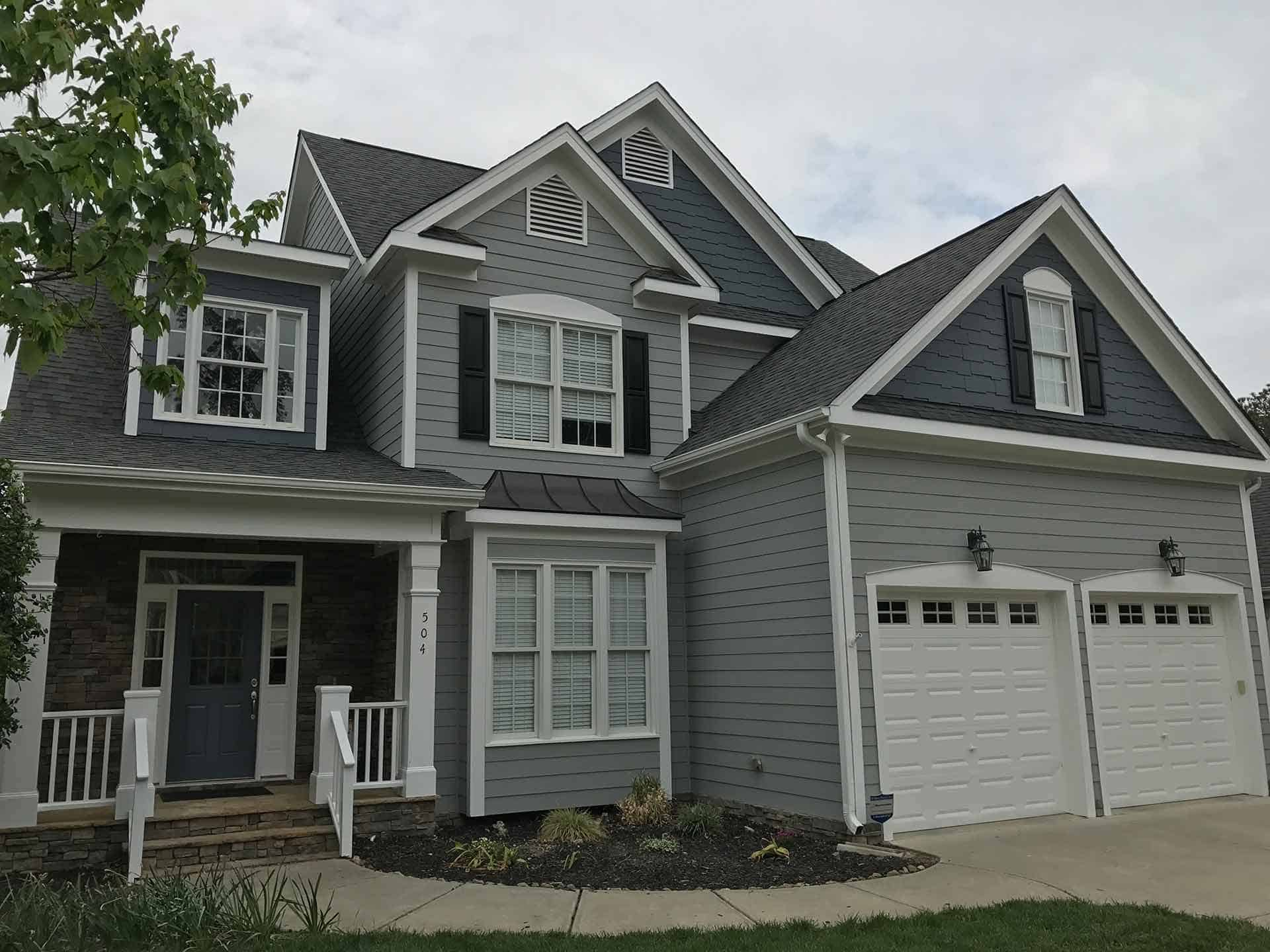 Raleigh house painters