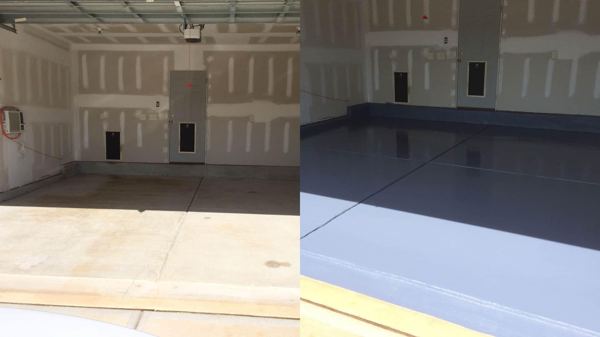 garage floor epoxy company raleigh