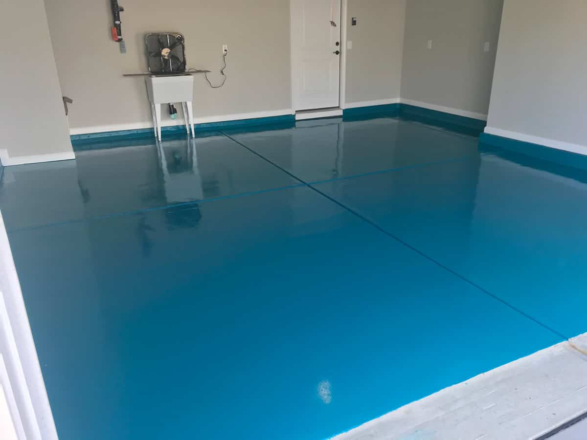 epoxy flooring raleigh nc