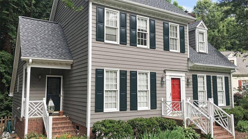 Home painters in raleigh