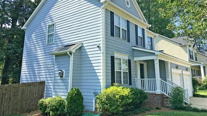 House painting services in raleigh