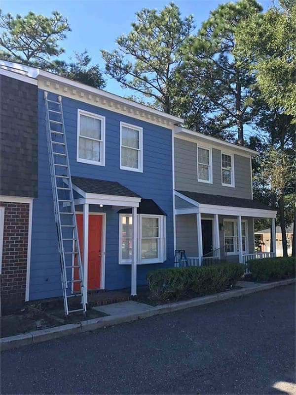 House painting in raleigh