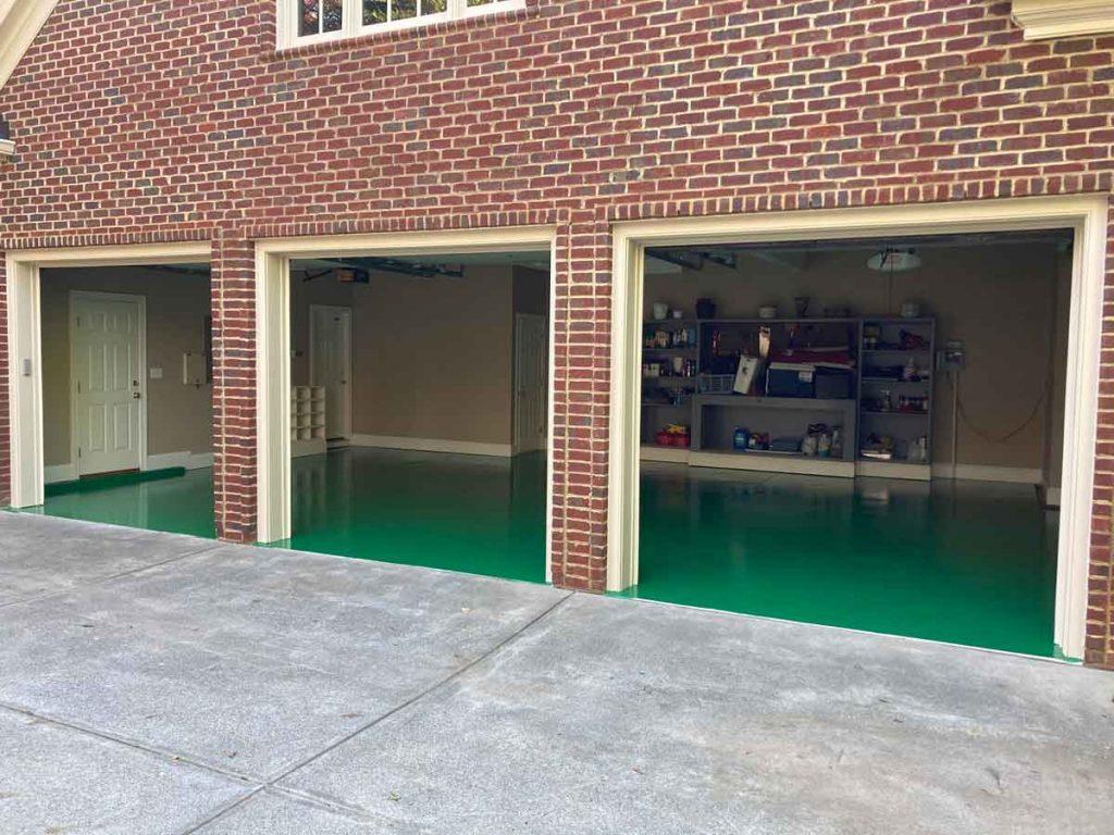 epoxy floor coating contractors in raleigh