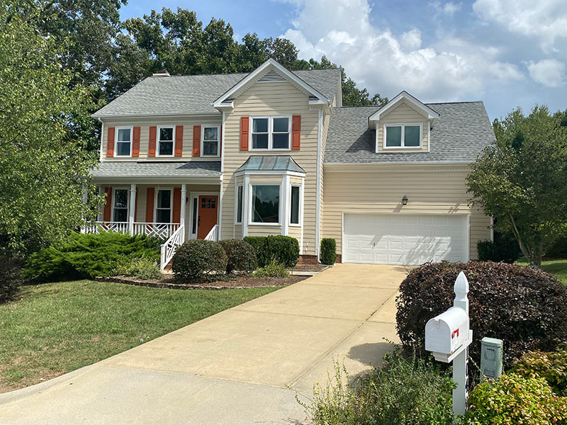 professional house painters in raleigh