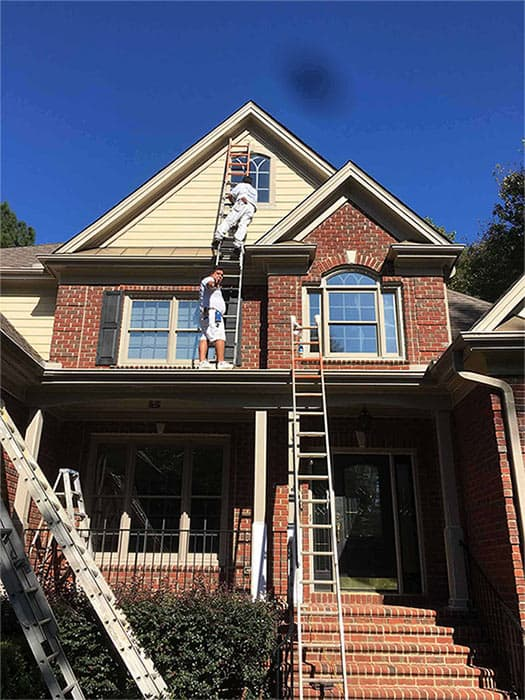 Exterior Painting in Raleigh